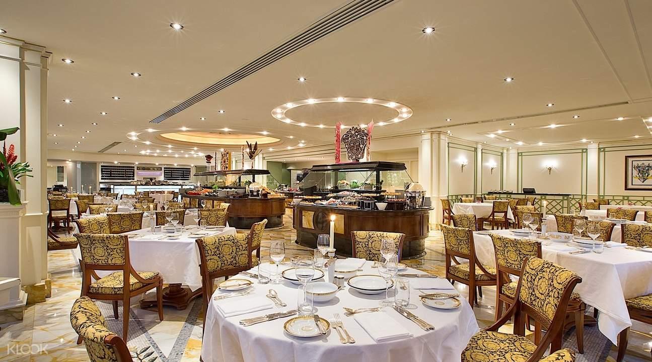 il barocco餐厅 - 澳大利亚黄金海岸范思哲宫