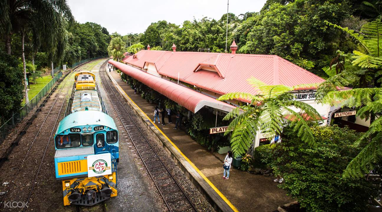 Kuranda Railway Cains