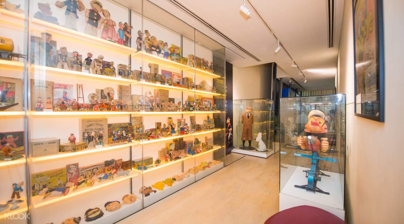 toys museum singapore