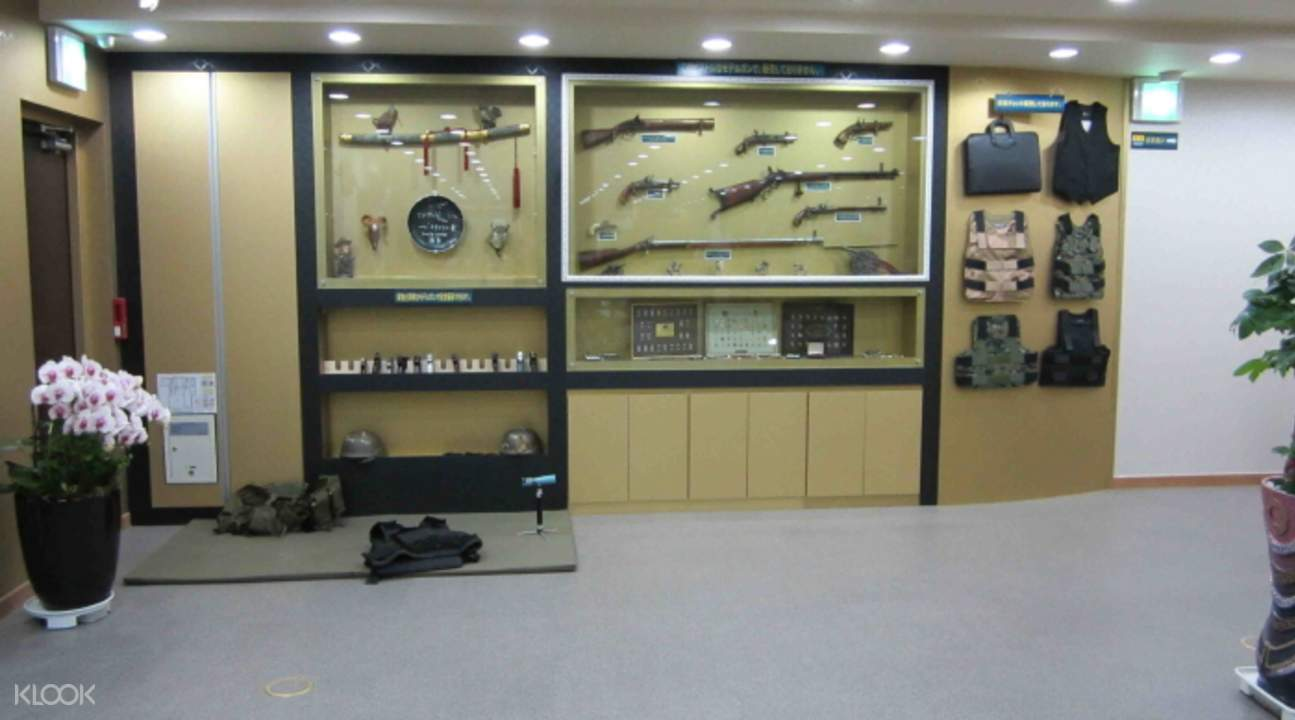 shooting range in myeongdong