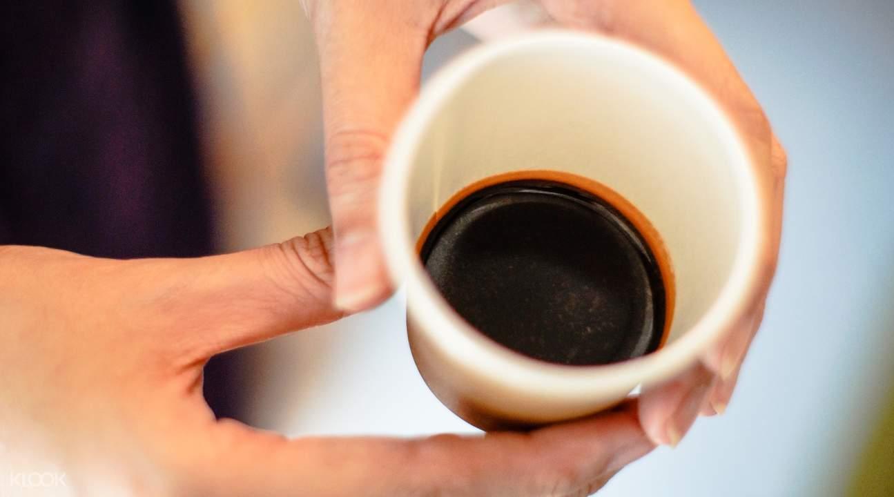 免费义式浓缩咖啡Superfudo