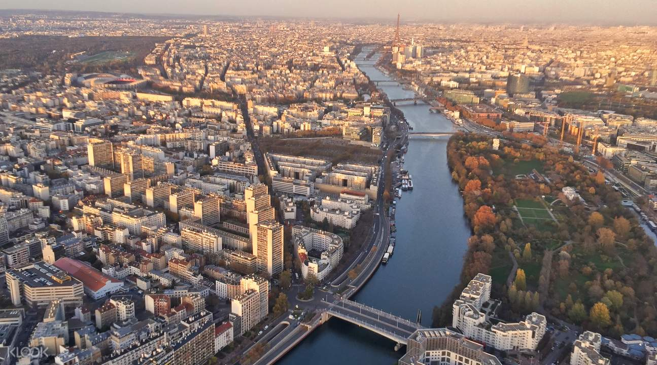 seine from above