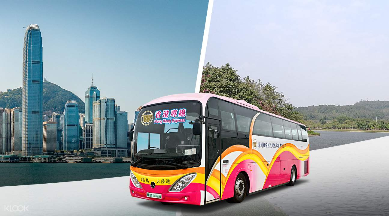 Shared Coach Transfers Between Hong Kong and Foshan