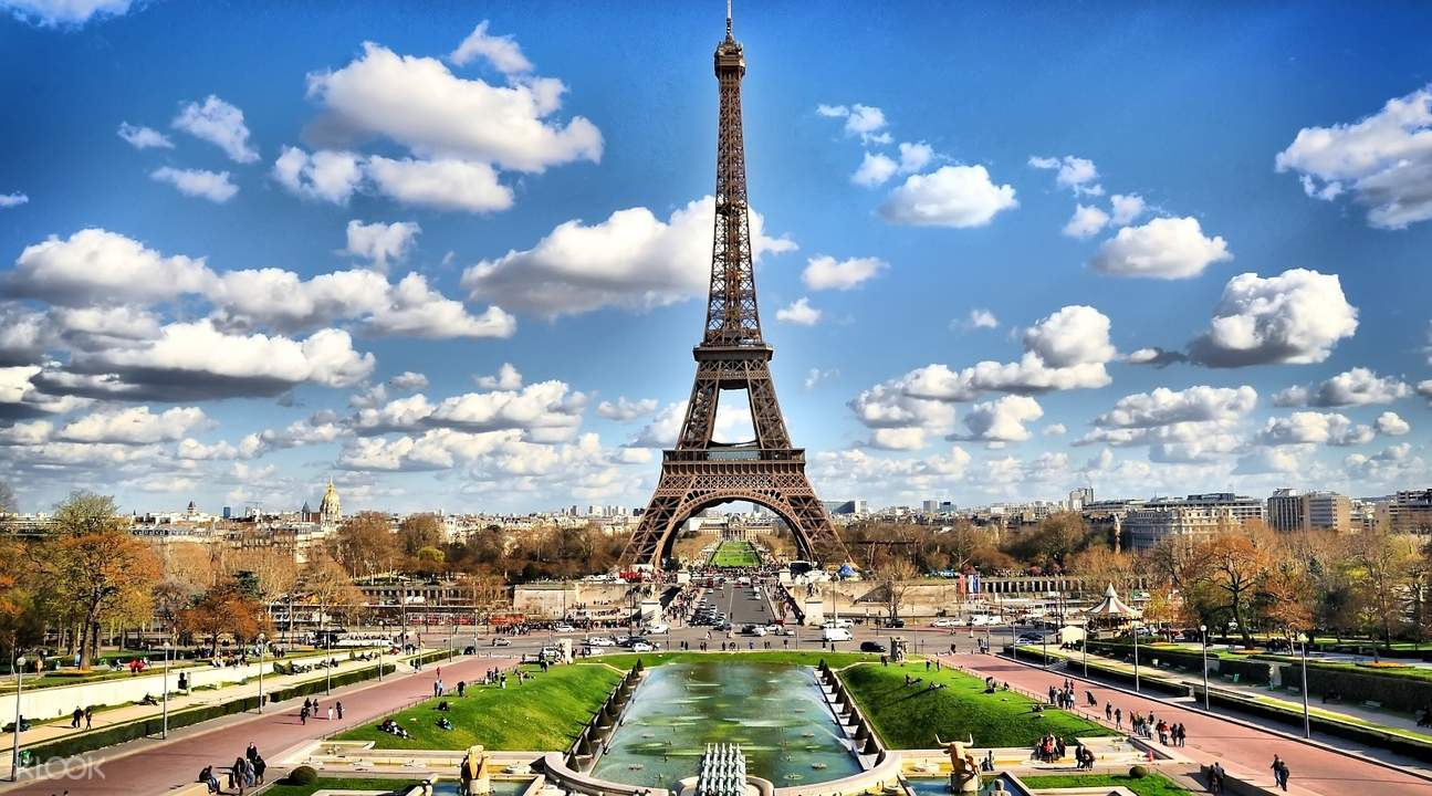 巴黎城市觀光巴士