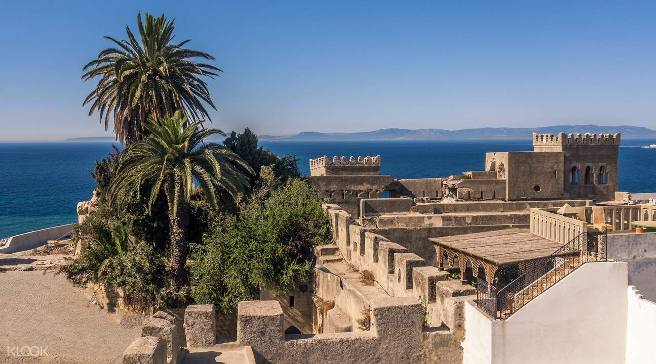 The old medina of Tangier