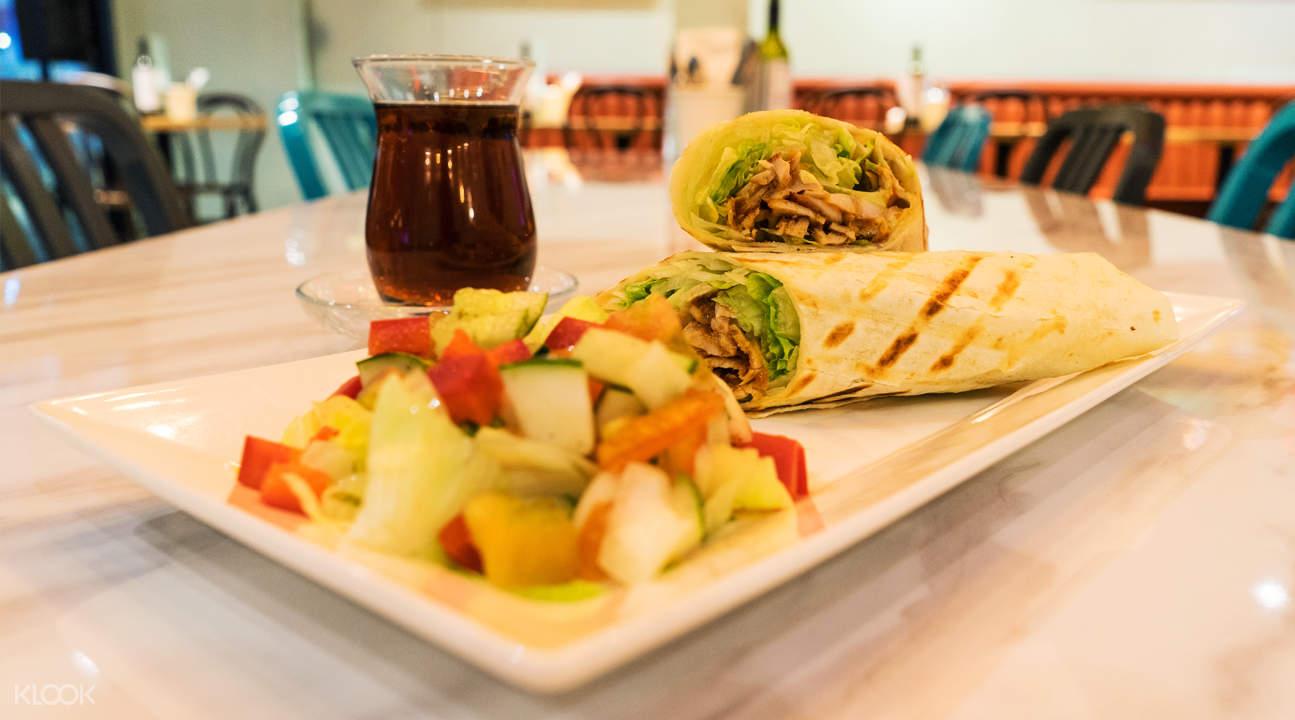 新加坡肯特崗Ottoman Kebab