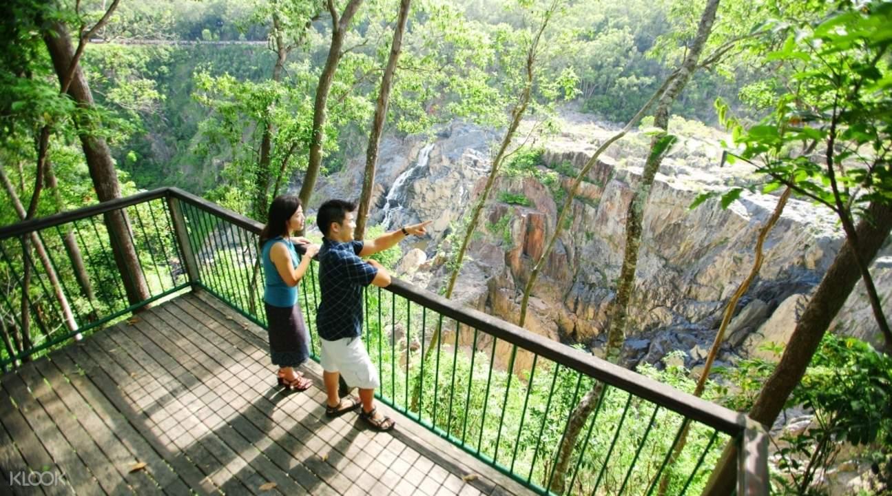 凱恩斯庫蘭達熱帶雨林,凱恩斯Skyrail纜車
