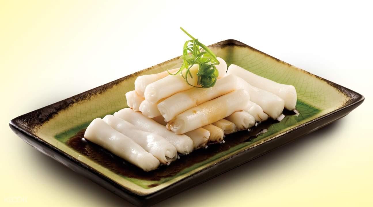 ocean empire food shop hong kong rice sheet rolls