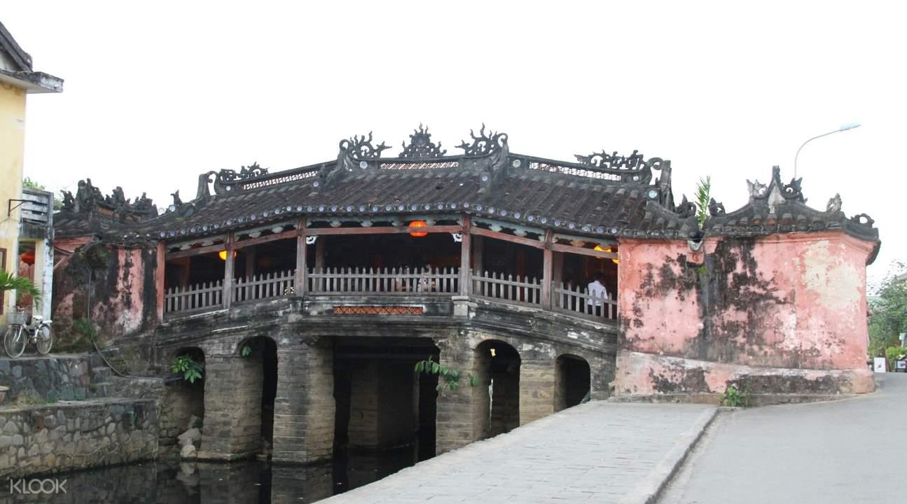 会安古城日本廊桥