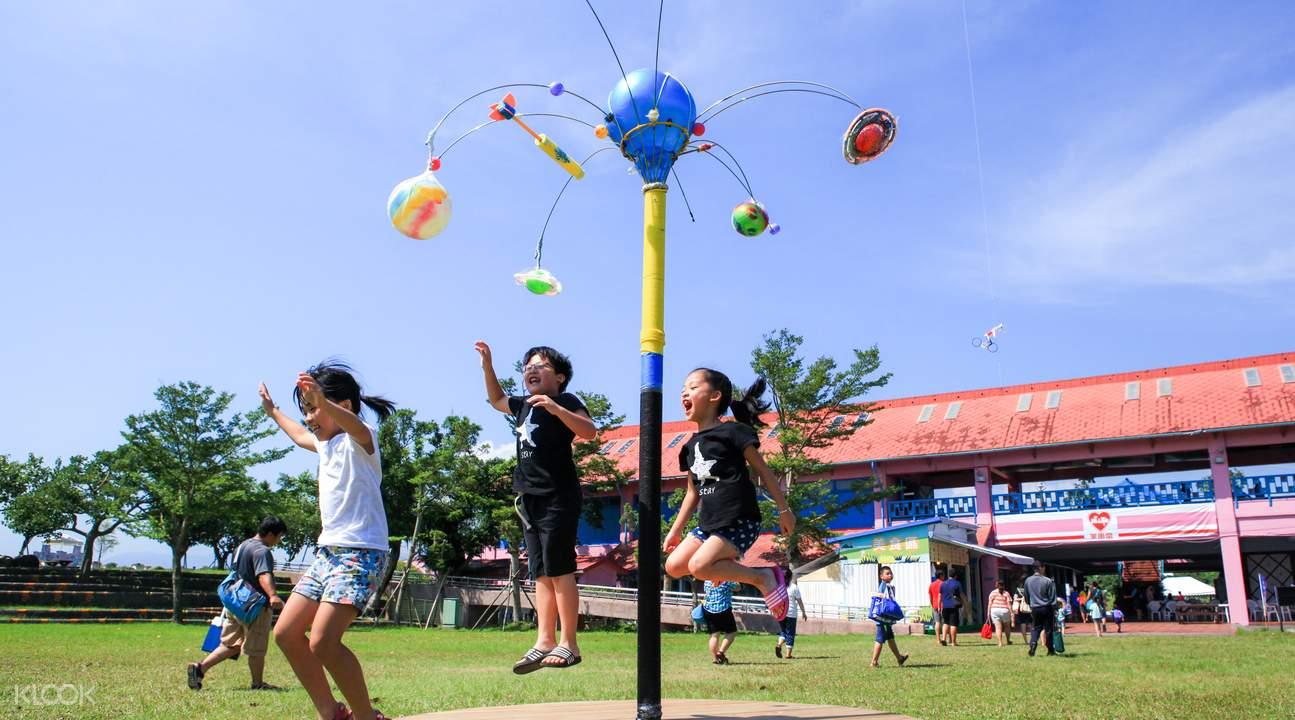 yilan's international children's festival