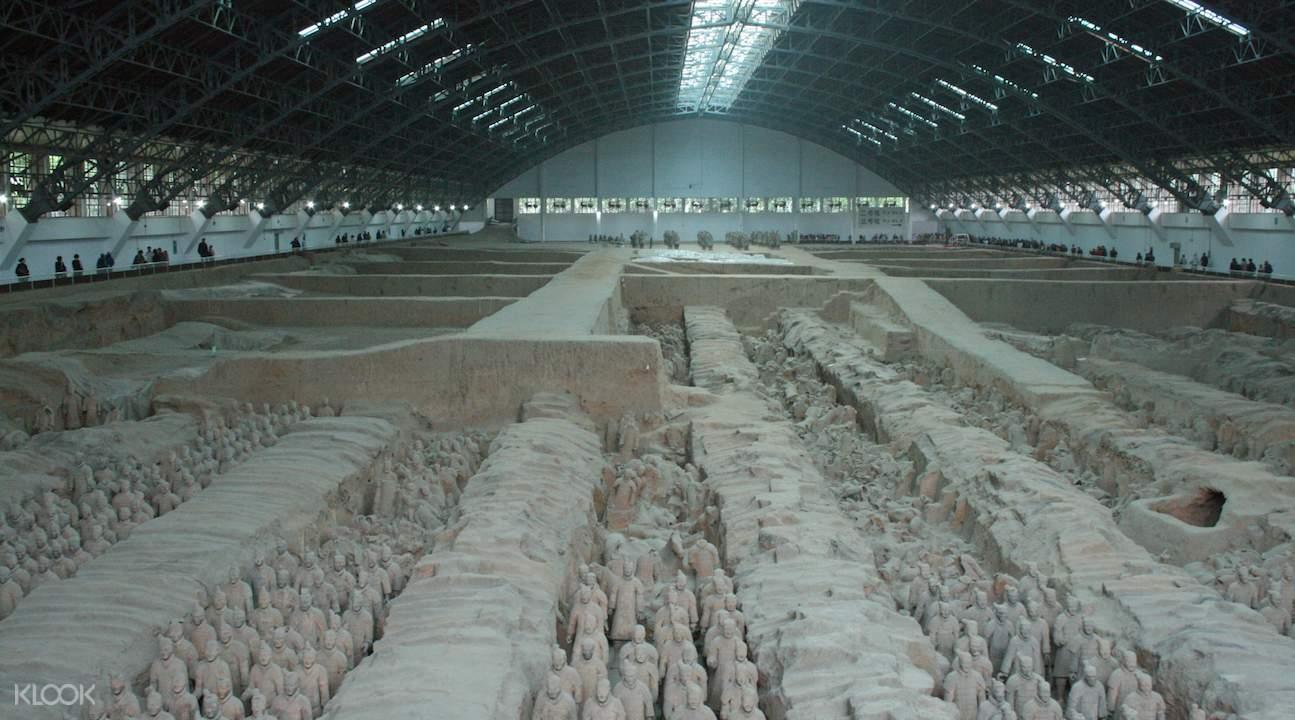 xian tour, xian tourist attractions, xian city tour, xian day tour, xian day tour package, terracotta museum