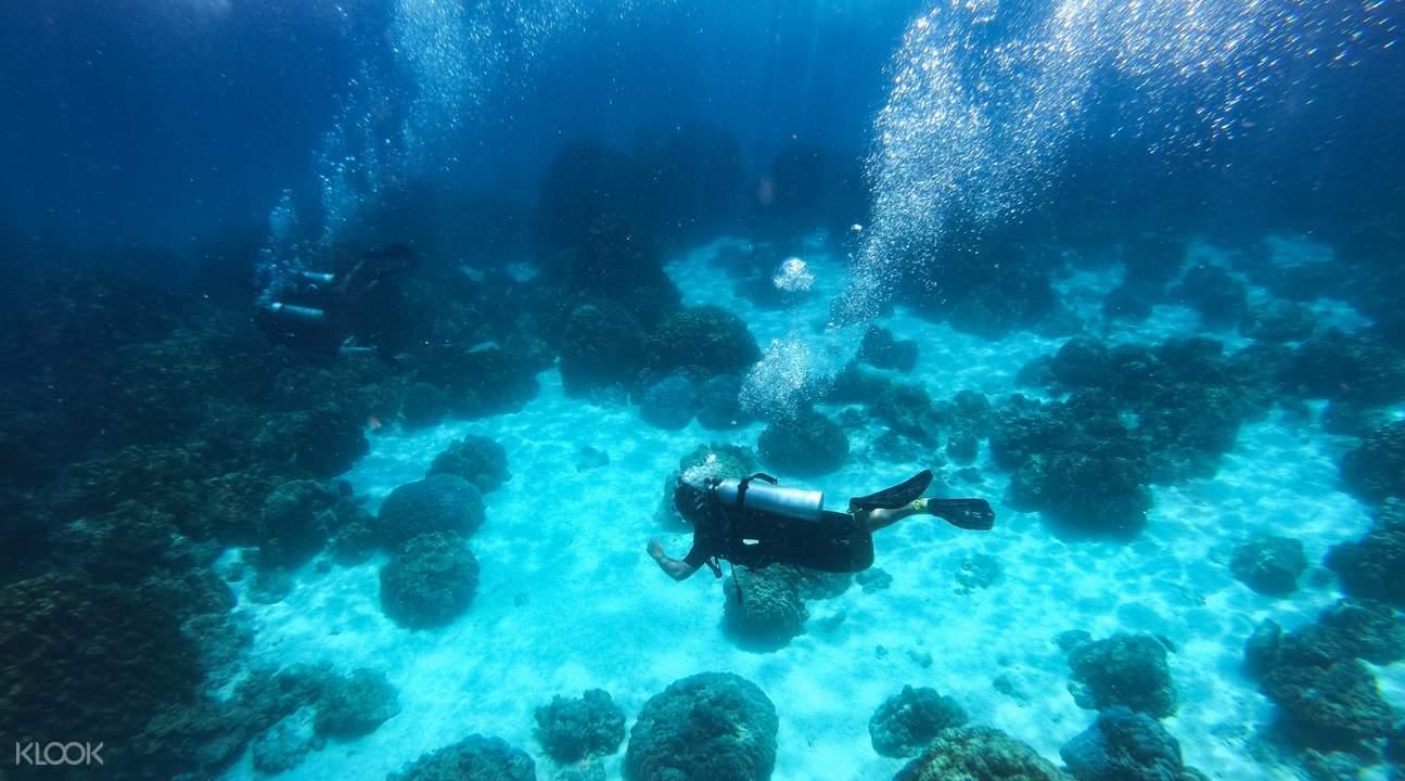 普吉皇帝島& 珊瑚島一日遊