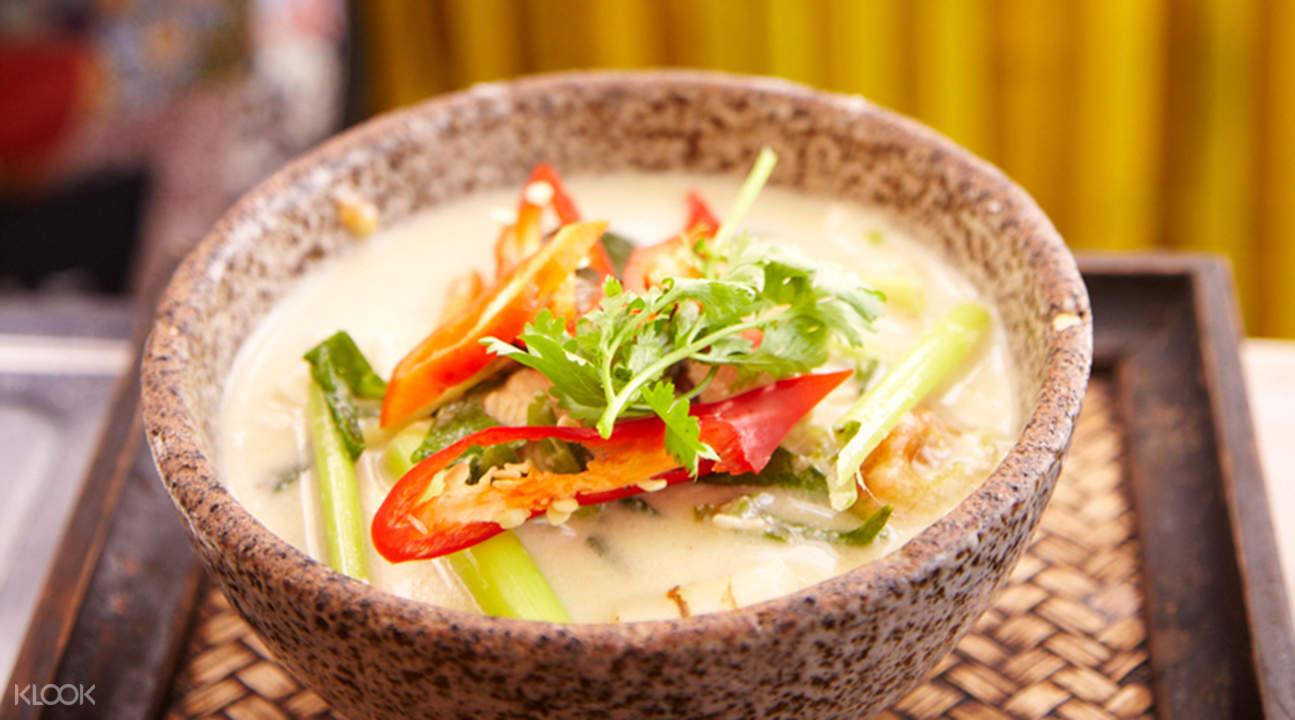 曼谷silom泰餐學校烹飪課程
