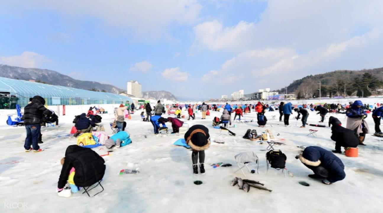 平昌冰釣慶典