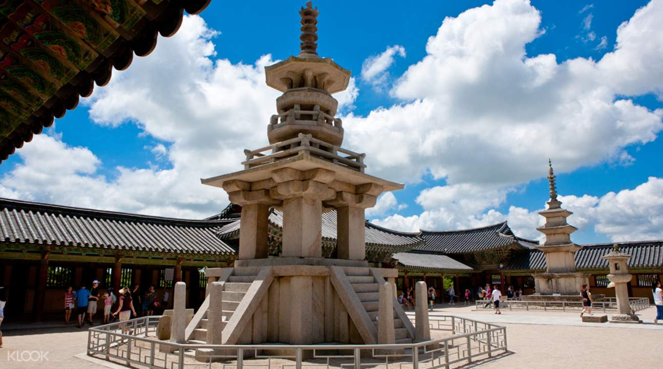 attractions in gyeongju