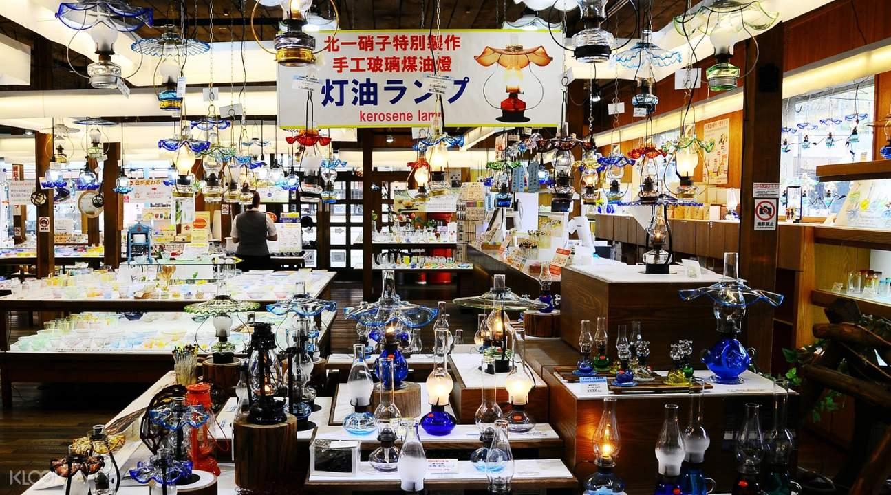 北一硝子玻璃品店