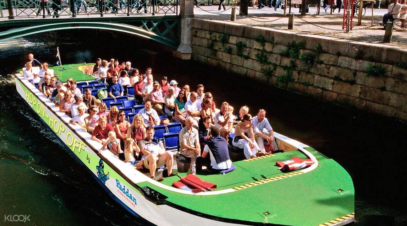 瑞典哥德堡City Sightseeing觀光遊船