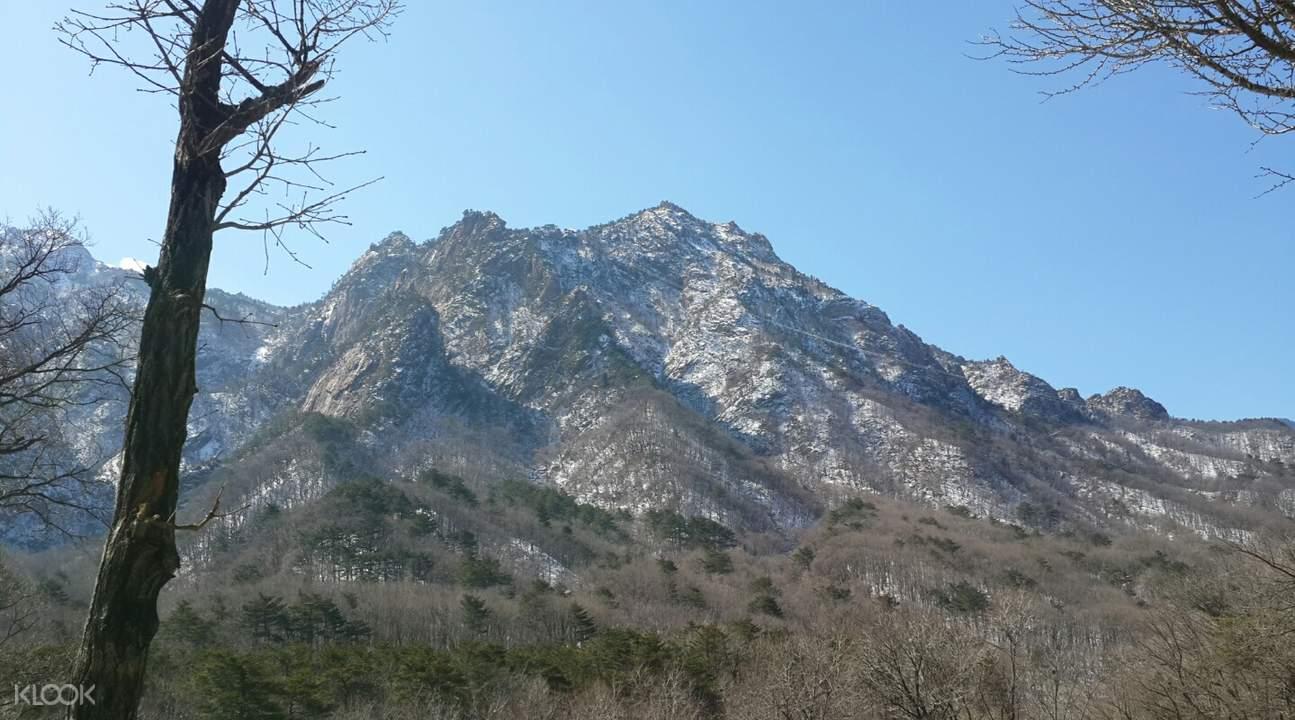 Mount Seorak