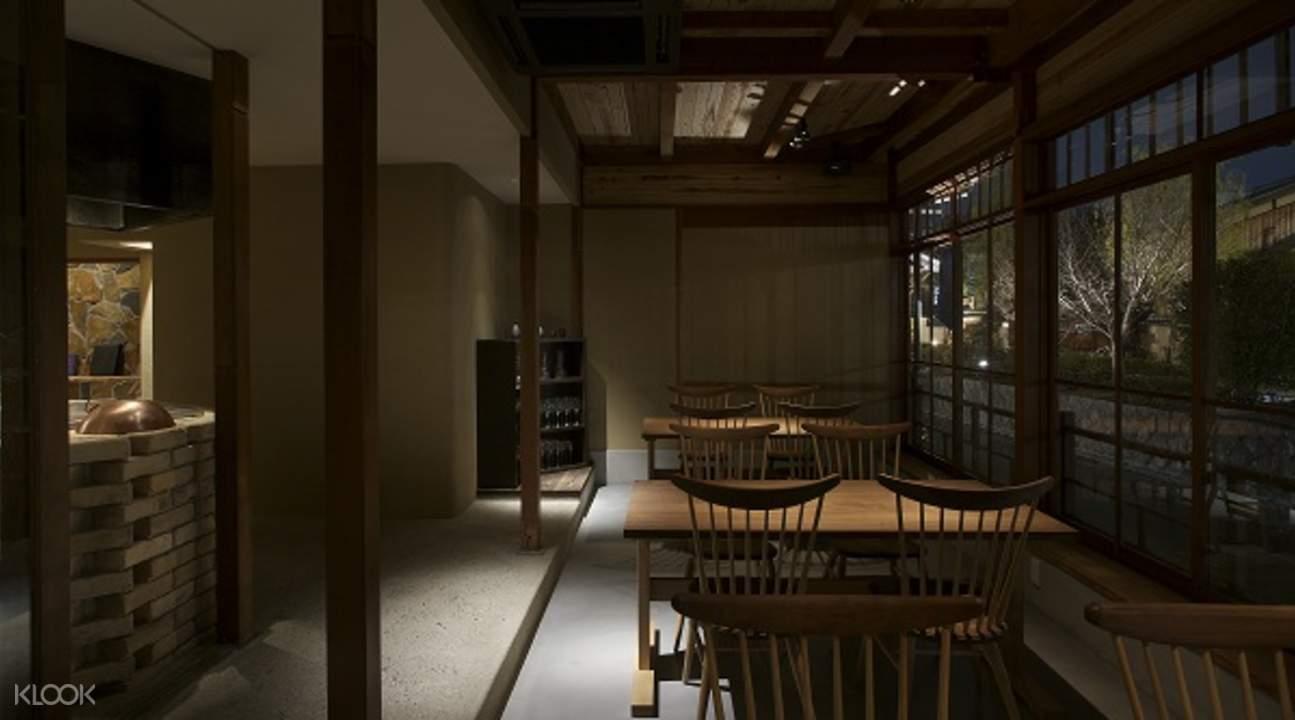 京都 伊藤餐厅 神户牛铁板烧 京町家