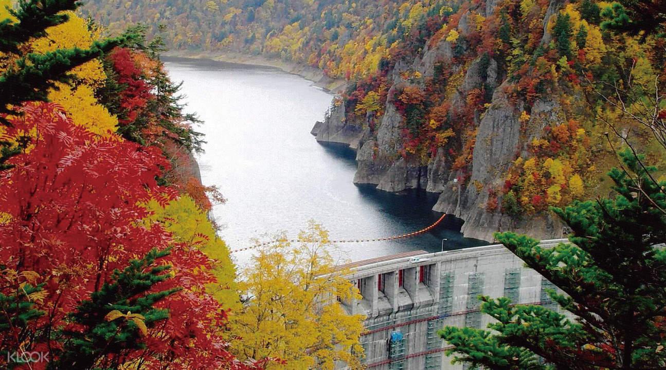 北海道豐平峽水庫