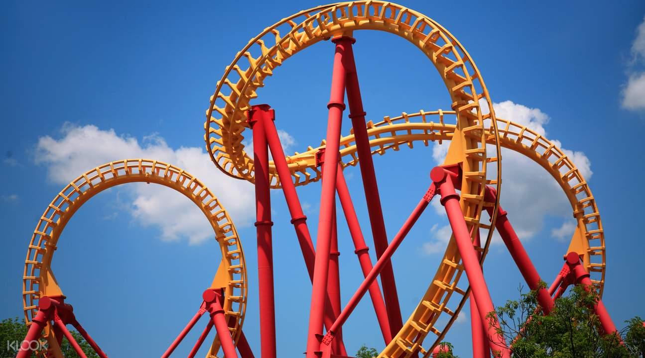 Taiwan amusement parks