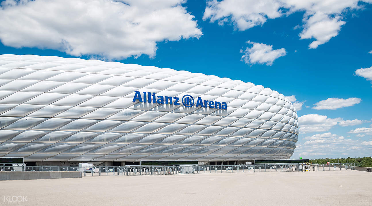 FC Bayern München Football and Allianz Arena Tour