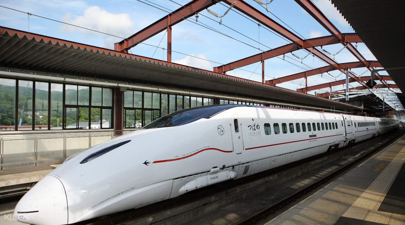 九州周遊券-車廂座位