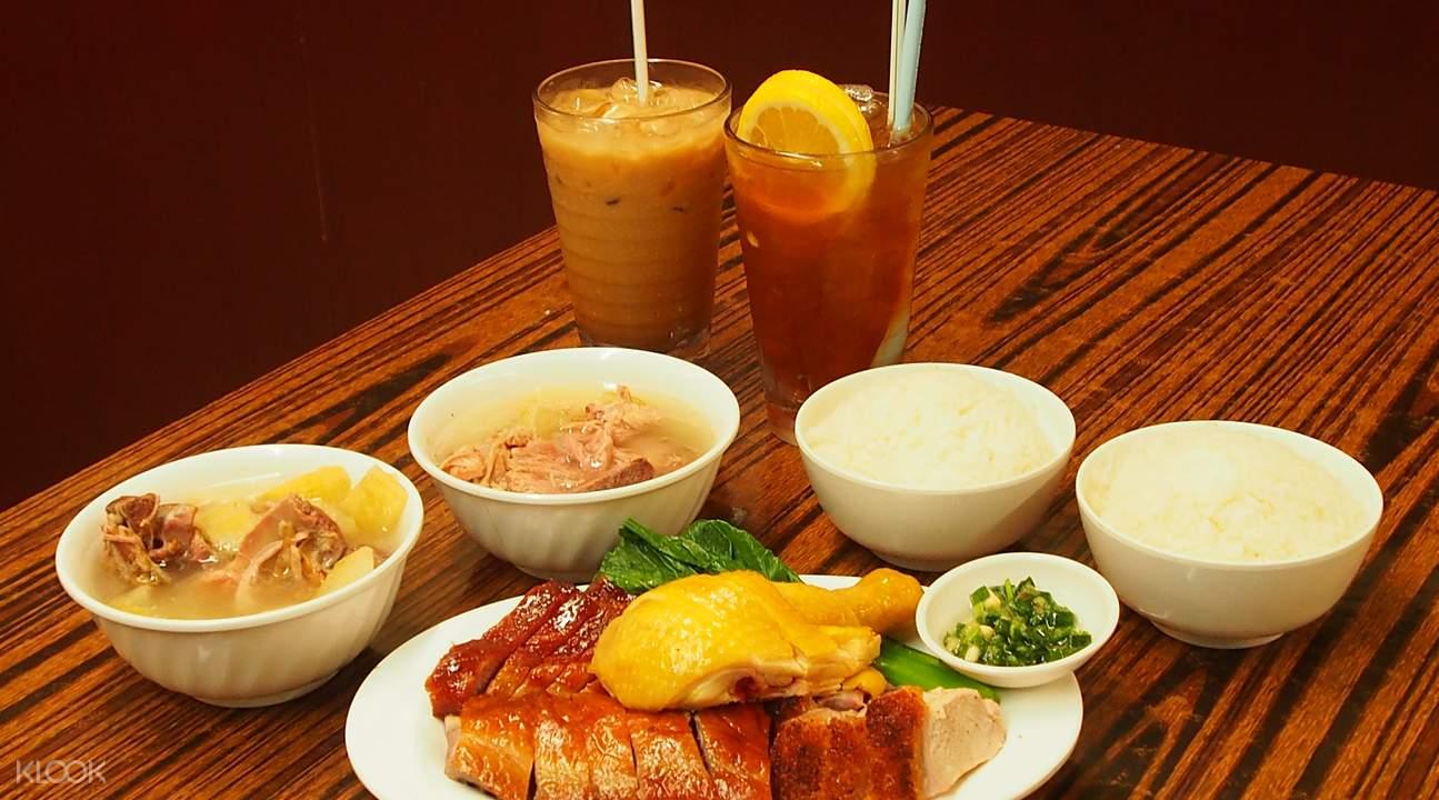 dragon restaurant central hong kong