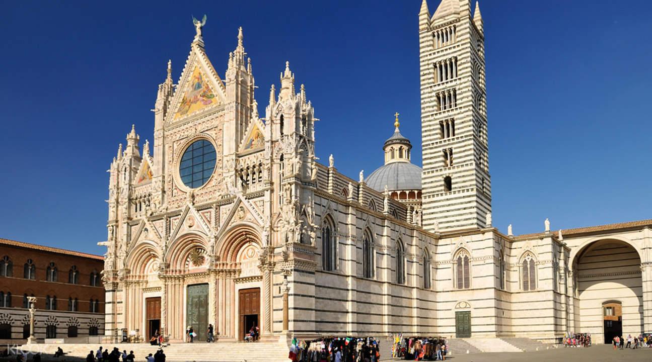 佛罗伦萨周边古城一日游