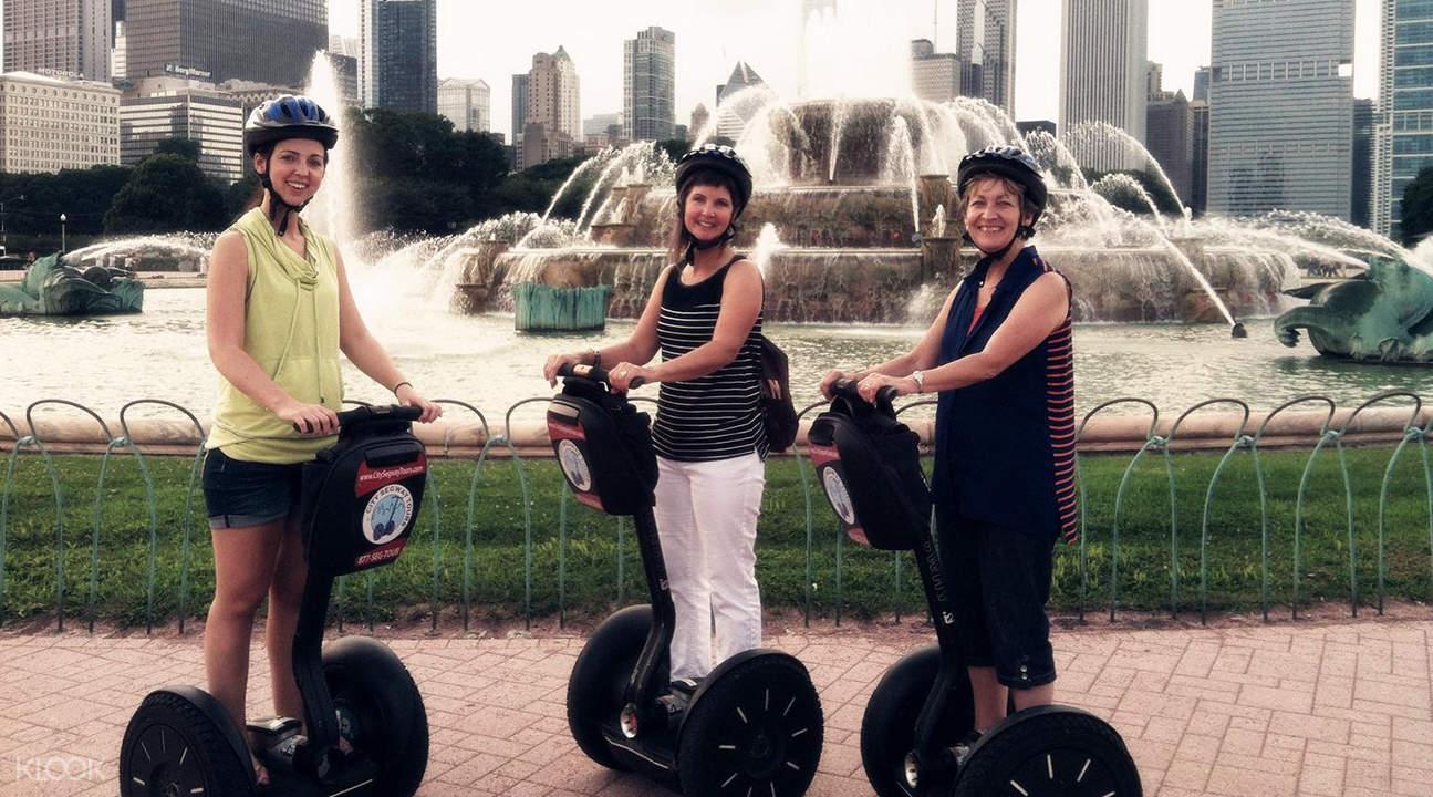 芝加哥賽格威之旅