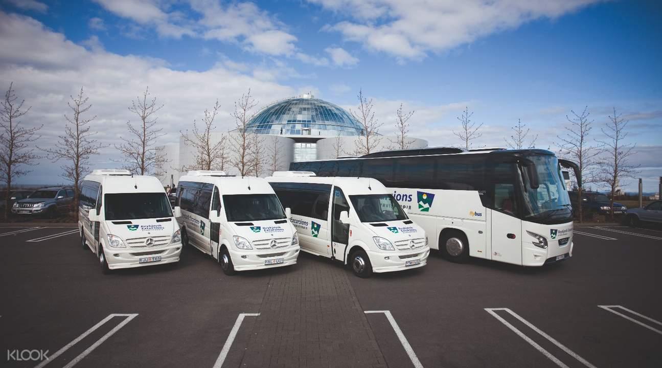 keflavik airport shuttle bus