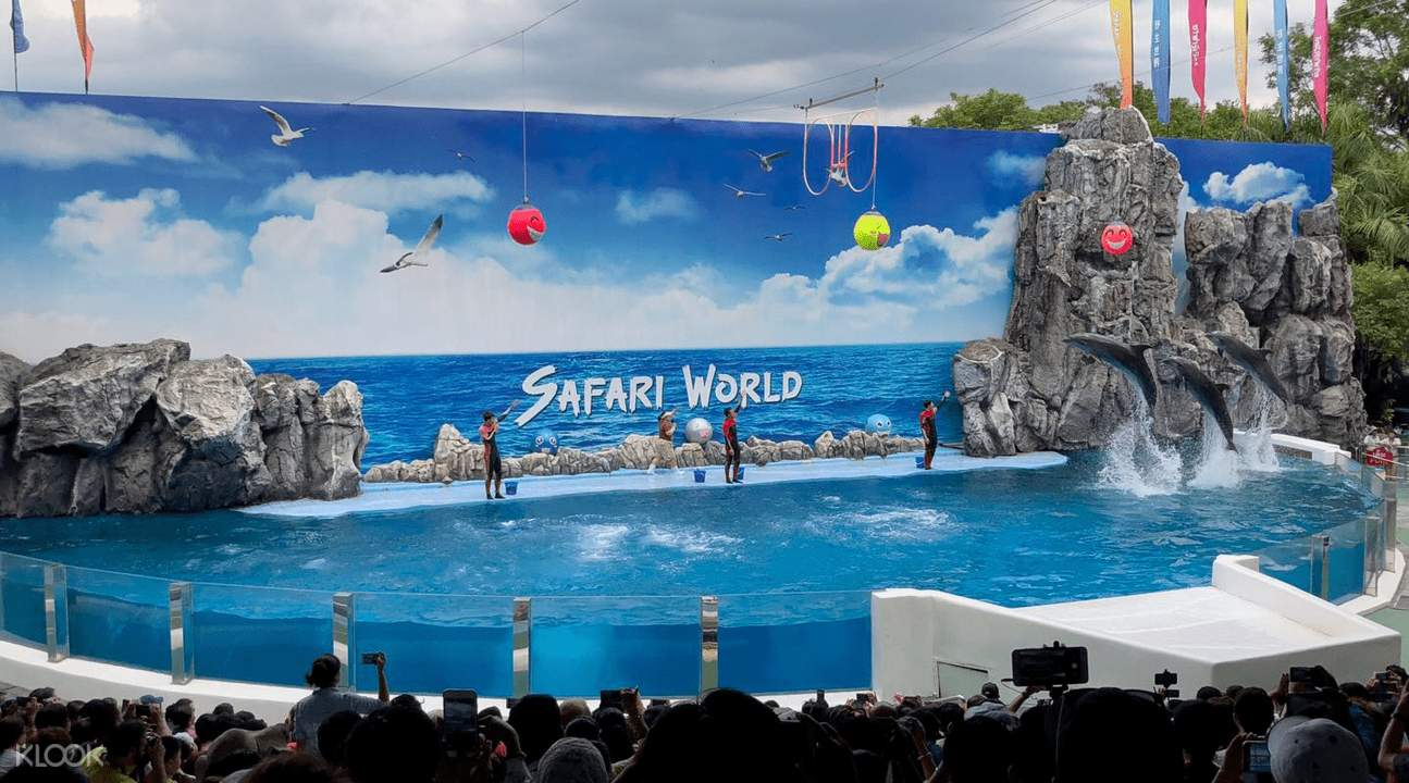 Tickets to Safari World Bangkok