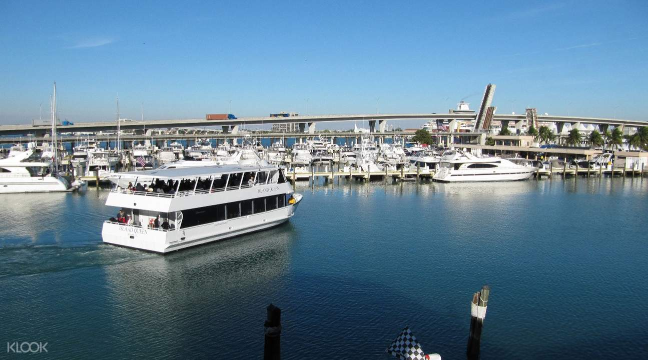 miami biscayne bay cruise tours
