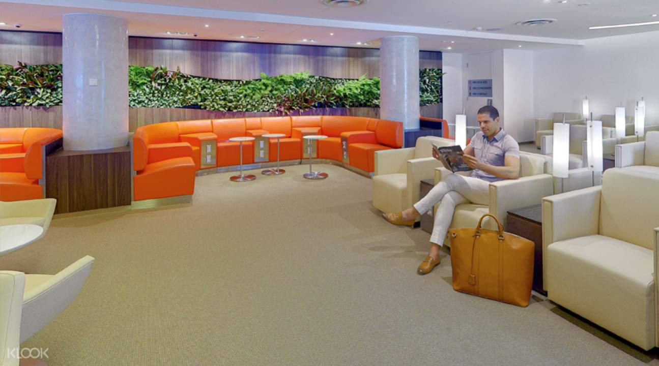 Sydney Airport SkyTeam Exclusive Lounge Service