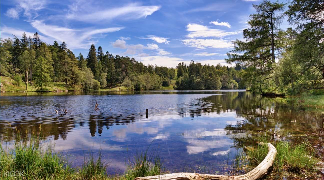 溫德米爾湖遊輪, 霍克斯黑德村, 英國湖區之旅, 倫敦湖區