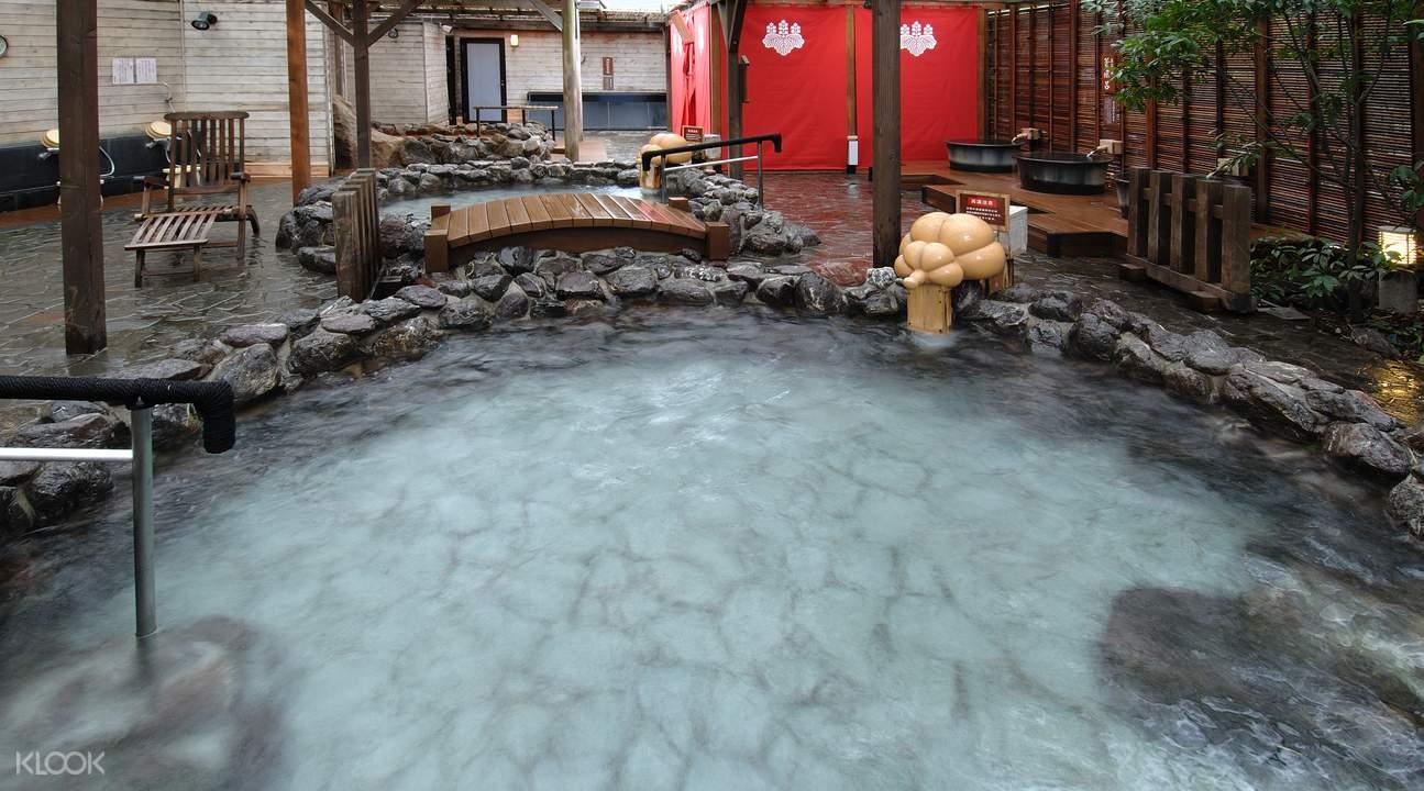 Arima Onsen Hot Springs