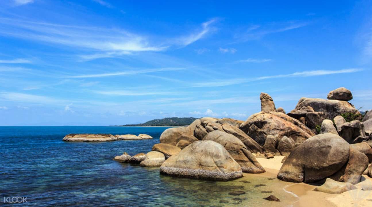 lamai beach
