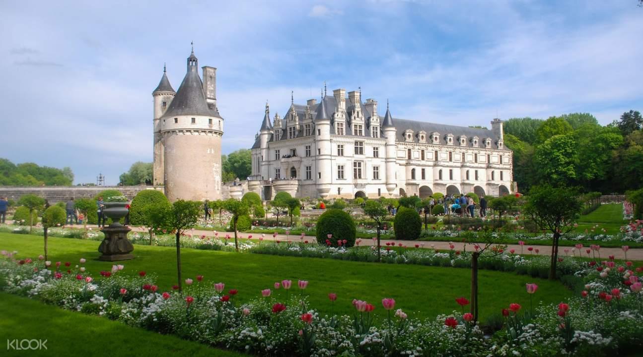 loire valley castle tour