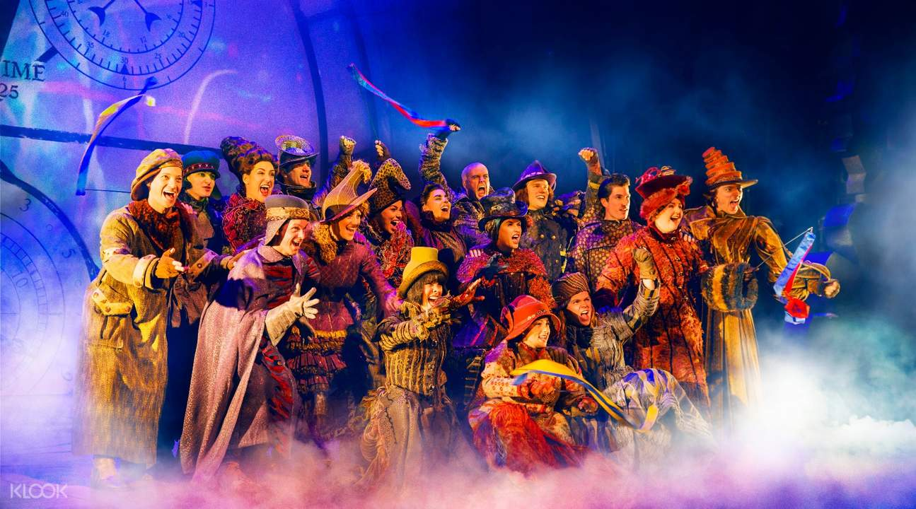 倫敦「魔法壞女巫」音樂劇