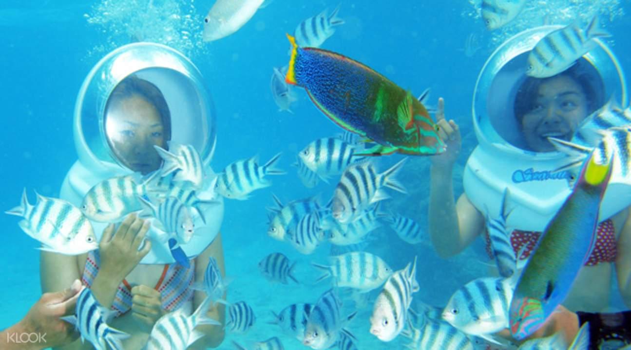 沖繩 水上活動