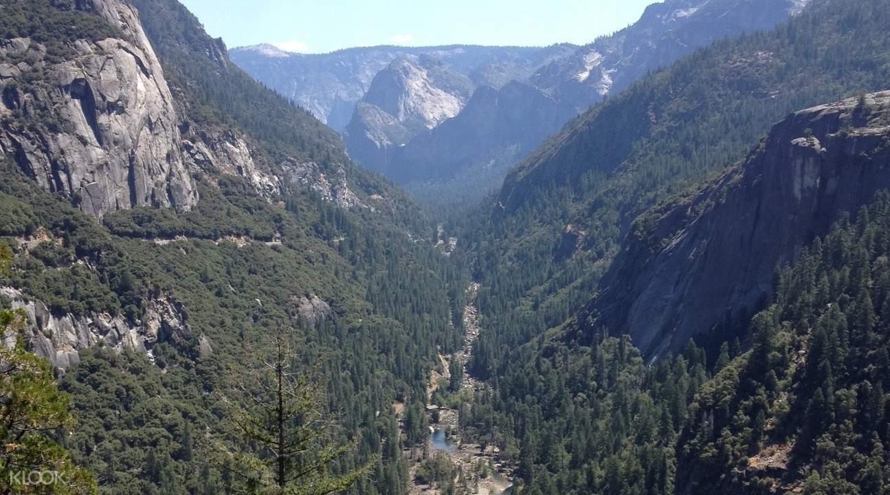 yosemite valley tours from san francisco