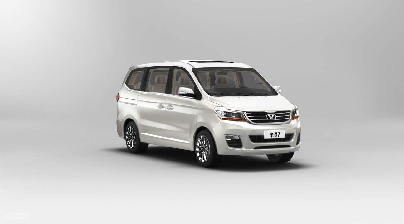 guangzhou private car charter service
