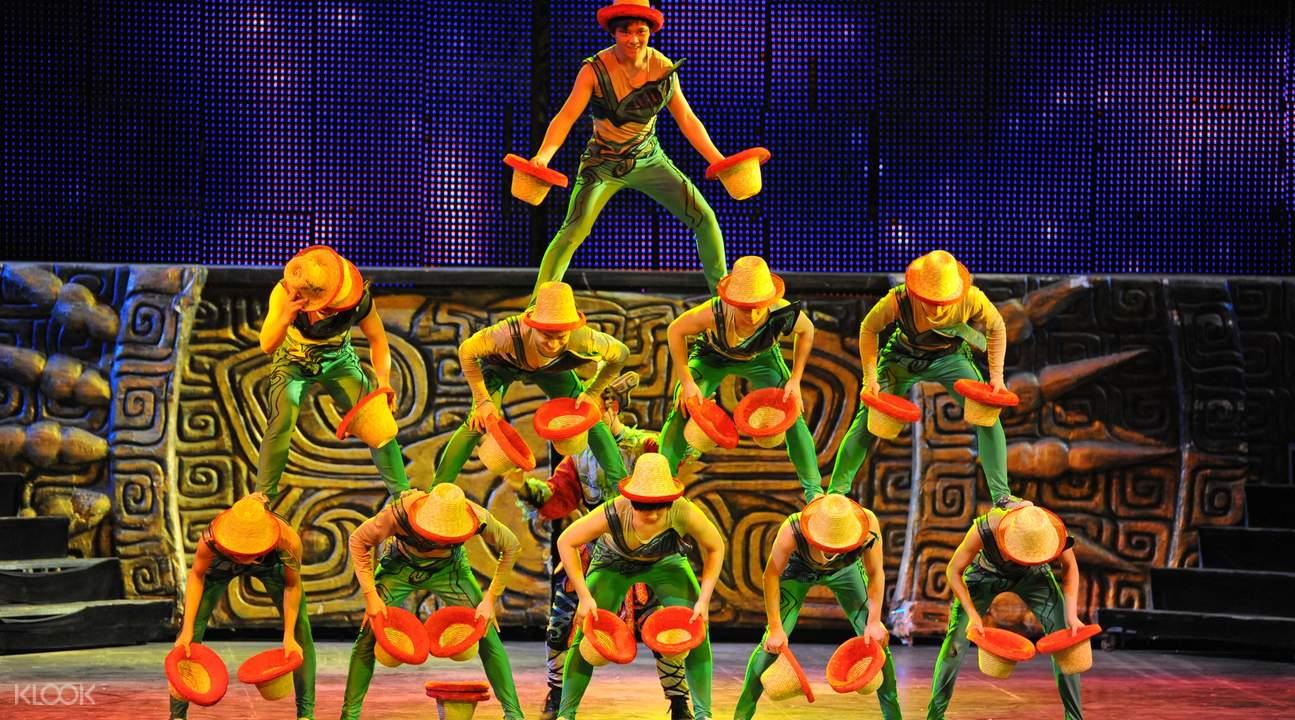 Beijing Acrobatics Show