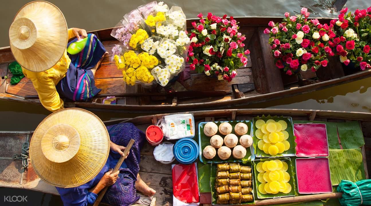 Damnoen Saduak Floating Market Tour - Klook