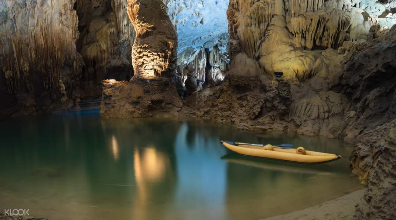 hue caves