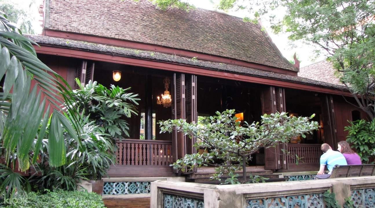 曼谷吉姆汤普森之家