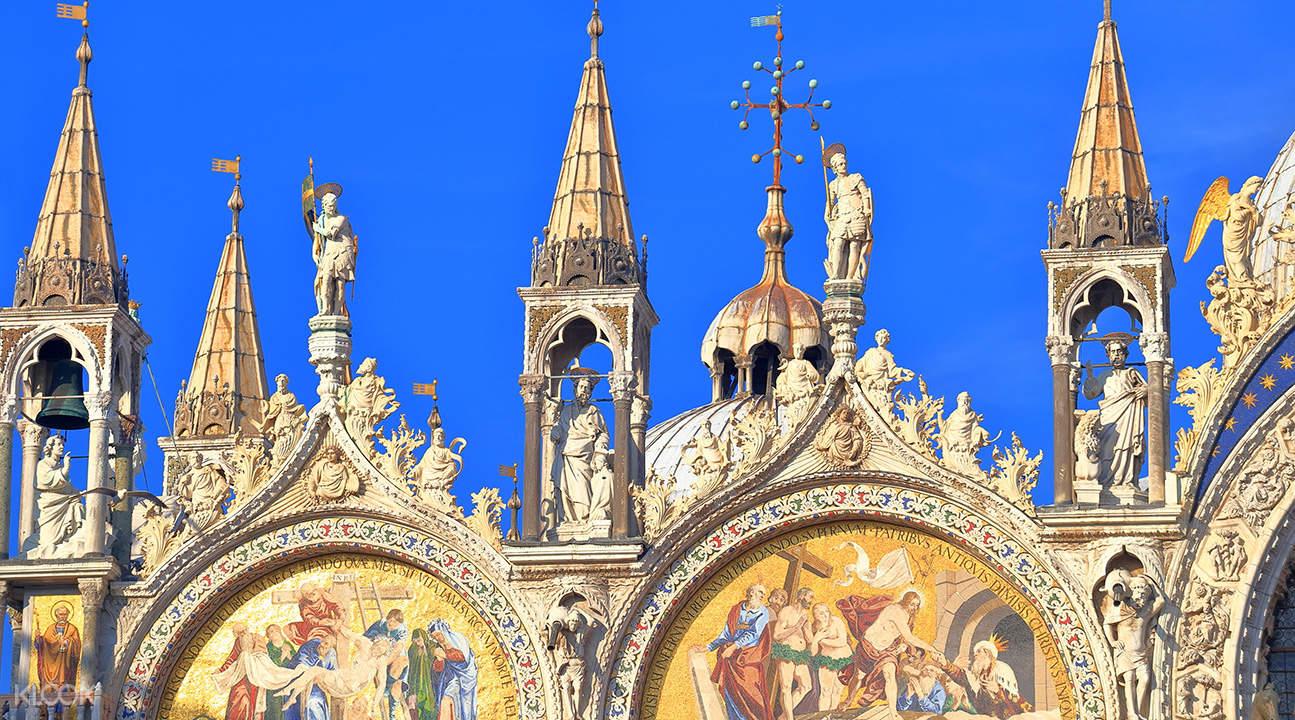 聖馬可大教堂門票+ 導覽