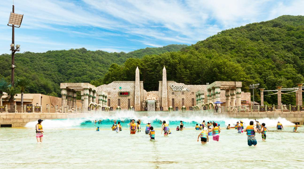 waterpark near seoul