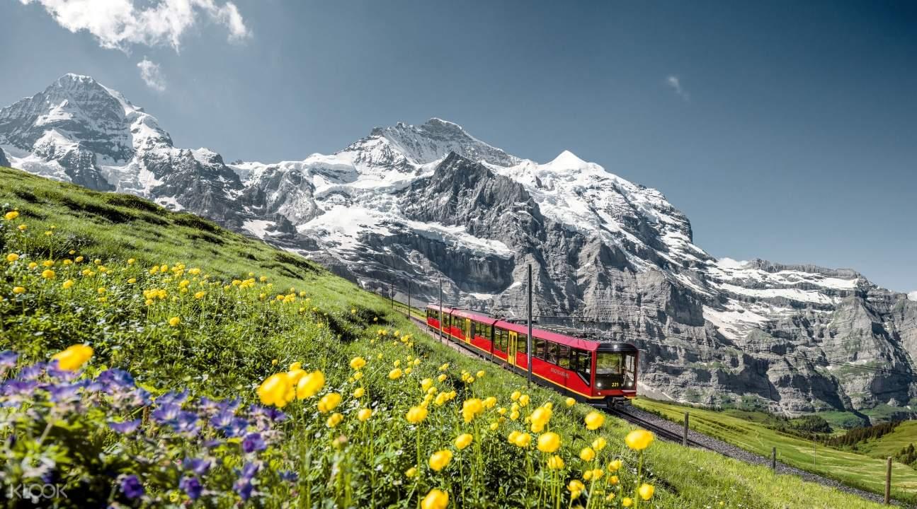 Jungfrau railway line