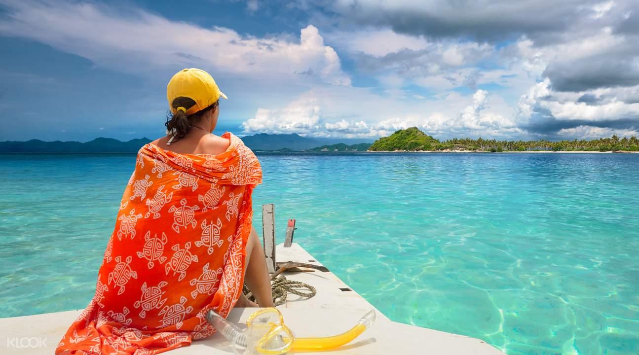 龙目岛浮潜